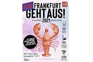Sonderheft FRANKFURT GEHT AUS! 2020 - Der Restaurantführer für Frankfurt