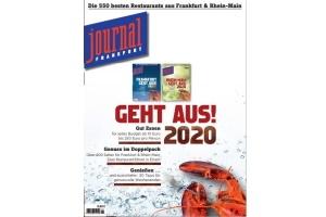 Sonderheft GEHT AUS! 2020-Doppelpack - Das Genuss-Kompendium für Frankfurt & Rhein-Main