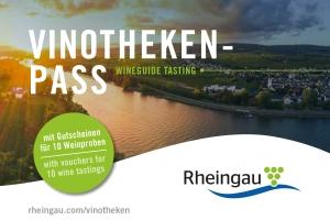 Vinotheken-Pass - Ihr persönlicher Guide zu den ausgezeichneten Rheingauer Vinotheken
