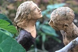 RHEINHESSEN im Herbst erleben: Kunst, Natur, Kultur & Wein - Im Garten & Atelier der Künstlerin Rosi Röhm
