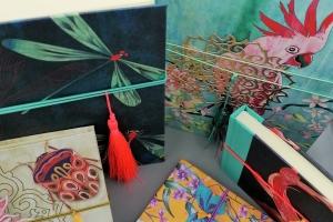 Buchbinden leicht gemacht - Kreativer Workshop rund um die Tradition des Buchbindens
