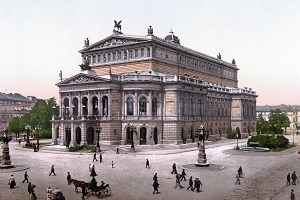 Vom Nizza-Ufer zum Opernplatz - Untermain bis Taunusanlage