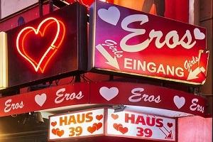 Interaktive LIVE-FÜHRUNG: Parallelwelt Rotlicht Online - Prostitution im Frankfurter Bahnhofsviertel