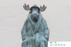 Interaktive LIVE-FÜHRUNG: Kurioses Frankfurt Online - Skandale & unbekannte Orte in Frankfurt
