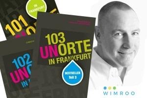 Interaktive LIVE-FÜHRUNG: Best of Frankfurter Unorte Online - Frankfurts geheime Schätze