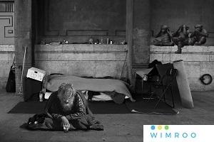 Interaktive LIVE-FÜHRUNG: Straßenblick Online - Ex-Obdachlose erzählen ihre Geschichte