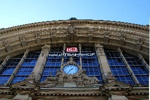 Der Frankfurter Hauptbahnhof - Frankfurts Weg ins Industriezeitalter