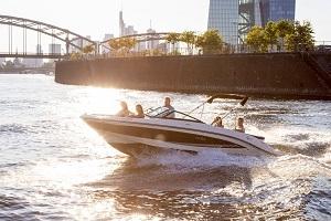 Eine Bootstour mit der