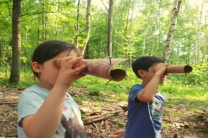 Große WaldentdeckerInnen - Bildung, Abenteuer & Eltern/ Kind Bindung