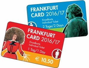 Kennen Sie eigentlich schon die Frankfurt Card?